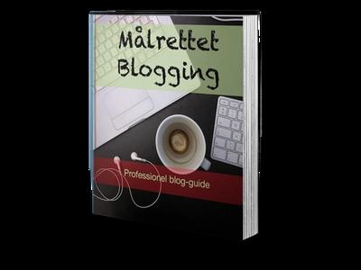maalrettet-blogging-bog