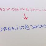 Guide til en god e-mailadresse – slut med pinlige navne