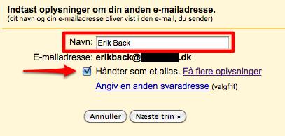 opret ny mailadresse hotmail