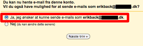sende-mail