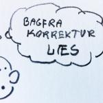 Undgå traumer over stavefejl: læs korrektur bagfra