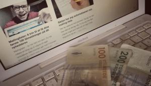 tjene penge blogging